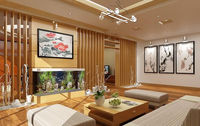 Check the status of feng shui in the house